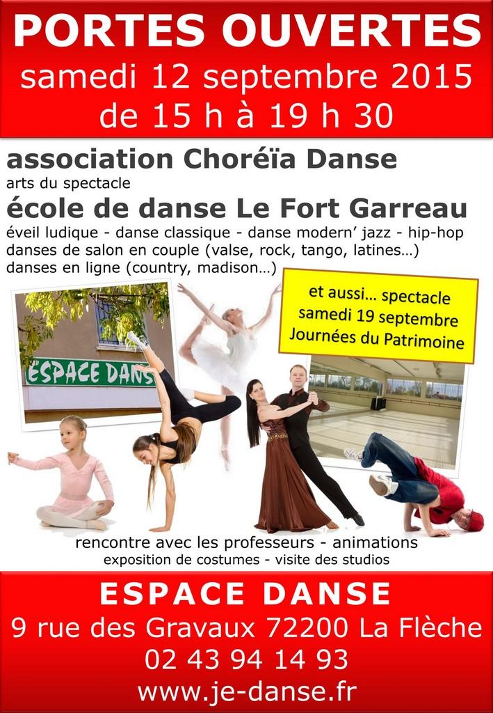 différentes danses en ligne